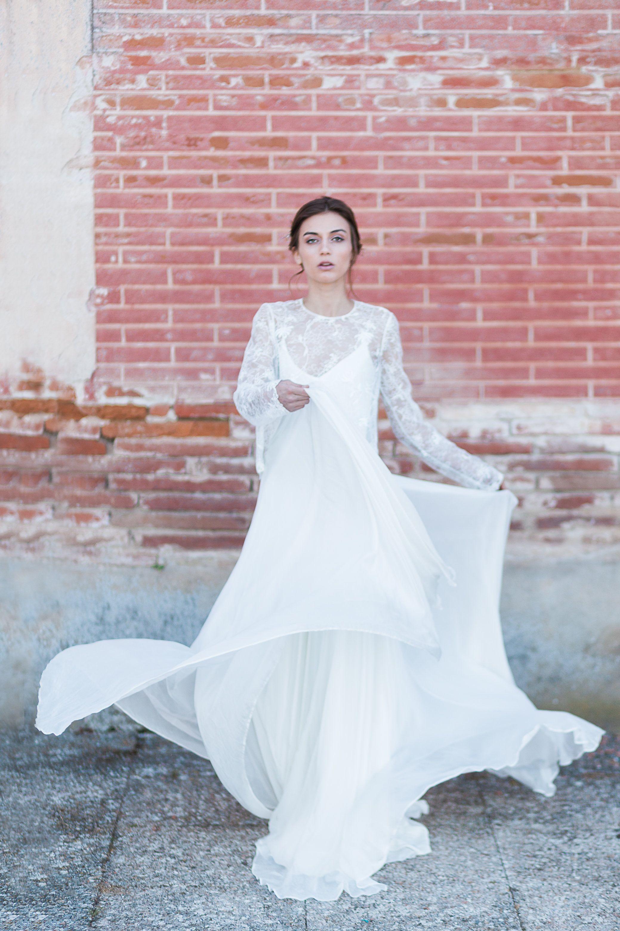 Romantic French Chateau Wedding Inspiration