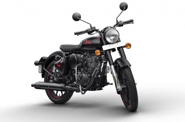 Photo of BS-VI Royal Enfield Classic 350 launched in India at INR 1,65,025