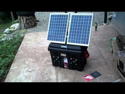 Diy Solar Powered Generator
