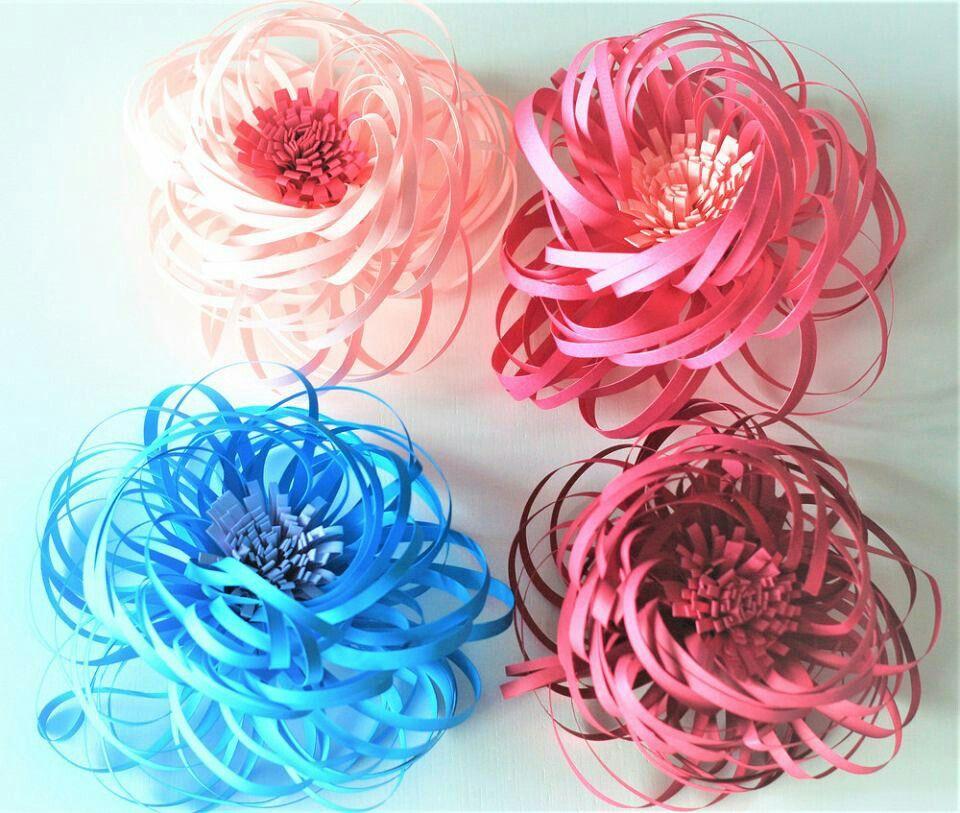 Kwiaty Z Papieru Diy And Crafts Origami Crafts