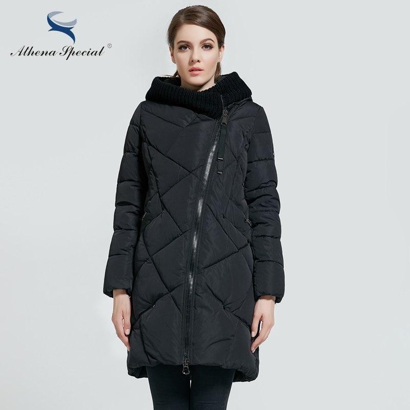 b5eab49d6eab2 MIEGOFCE 2017 New Spring Jacket Parka Women Winter Coat Women s Warm  Outwear Thin Cotton-Padded Long Jackets Coats High Qual…