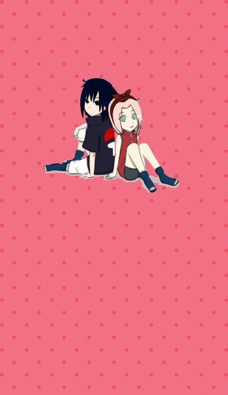 Sasuke And Sakura Sasusaku Phone Wallpaper Naruto Anime Sakura Sasusaku