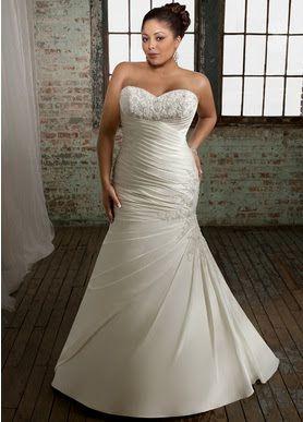 Wedding Dresses That Make You Look Slimmer