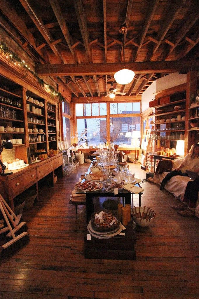 Foundry_2_Interior | My shop style | Home goods store, Home ...