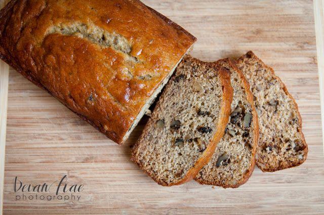 our family banana bread recipe sweet delights pinterest rh pinterest com