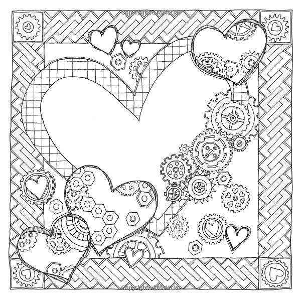 Amazon Com Restore My Soul A Coloring Book Devotional Journey 9781496414069 Ann Margret Hovsepian Heart Coloring Pages Love Coloring Pages Coloring Books