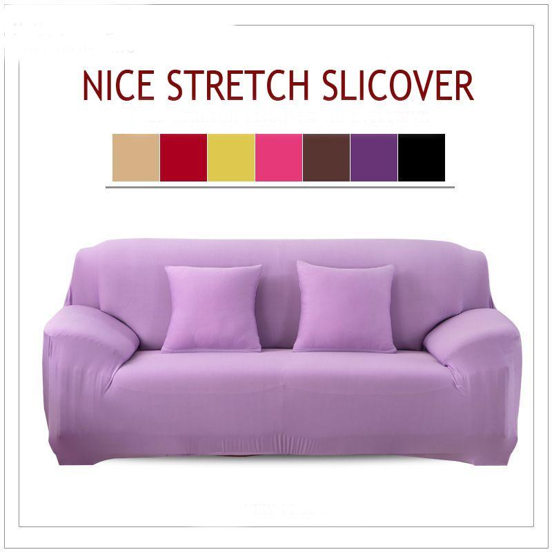 universal sofacover elastic Slipcover solid case Sofa corner