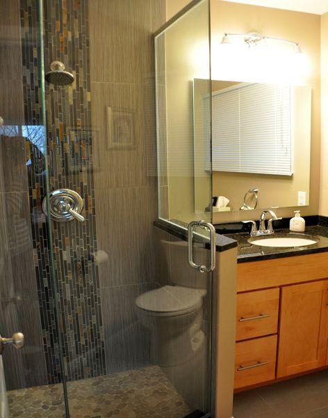 Custom Tile Bathroom Remodel By Ohana Home Design Mpls St Paul Remodeling Bathrooms To