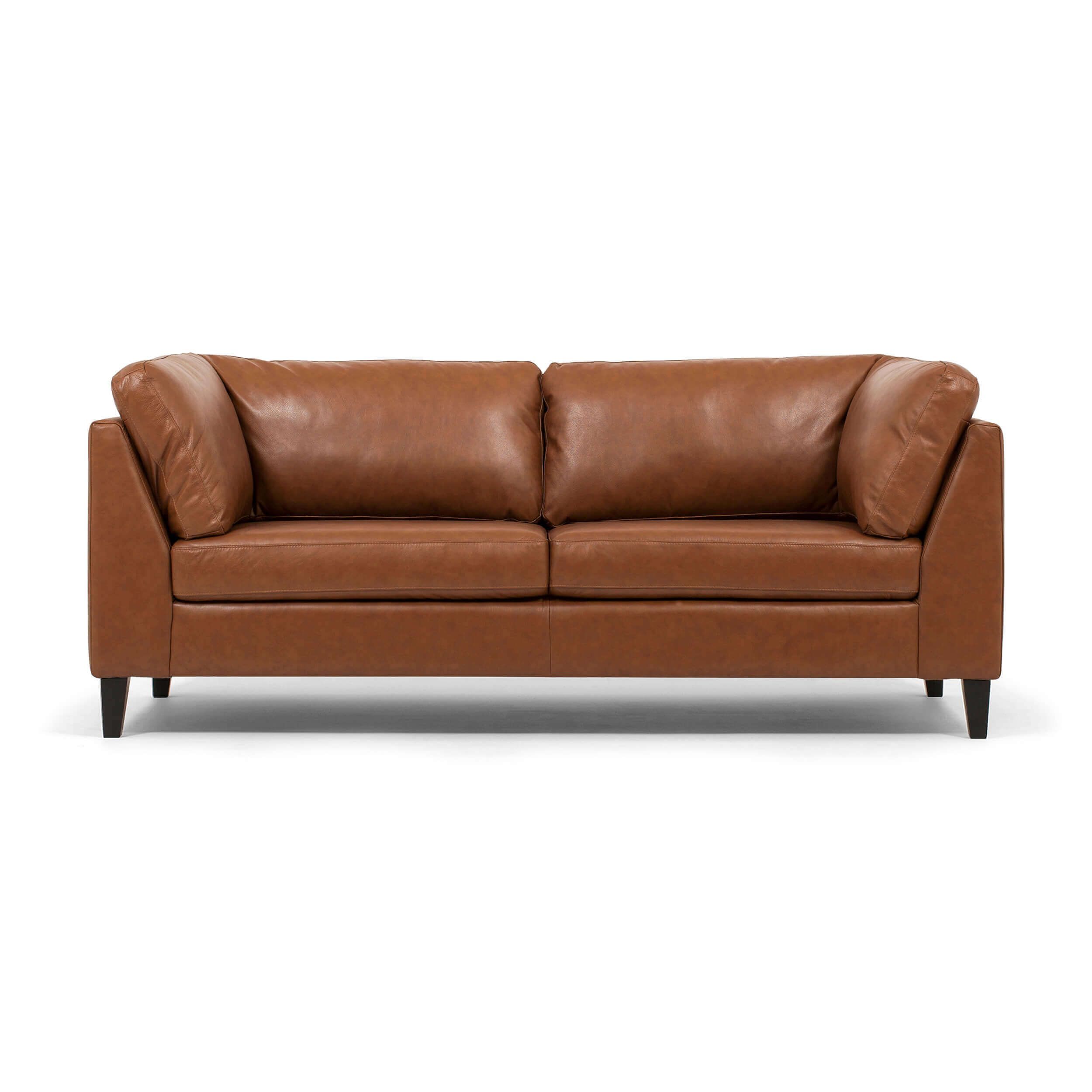 EQ3 Salema Apartment Sofa - Leather | Products in 2019 ...