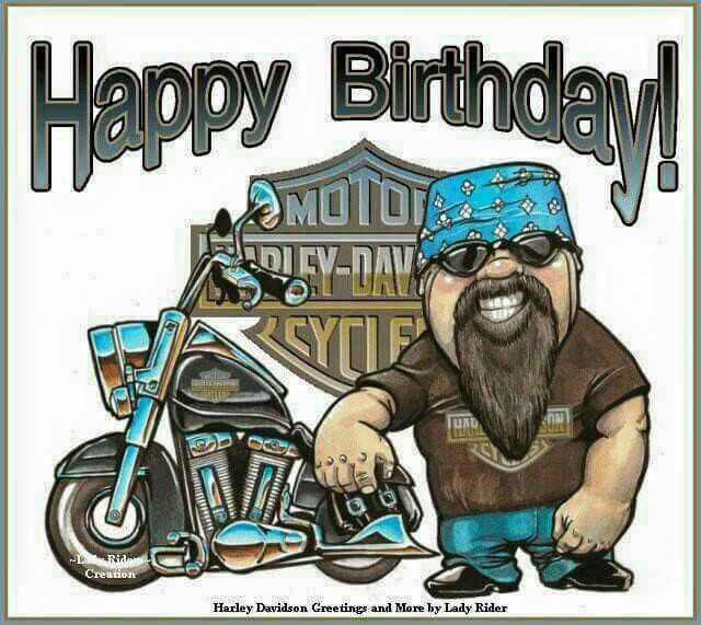 Happy Birthday To Our Favorite Biker Mit Bildern Gluckwunsche