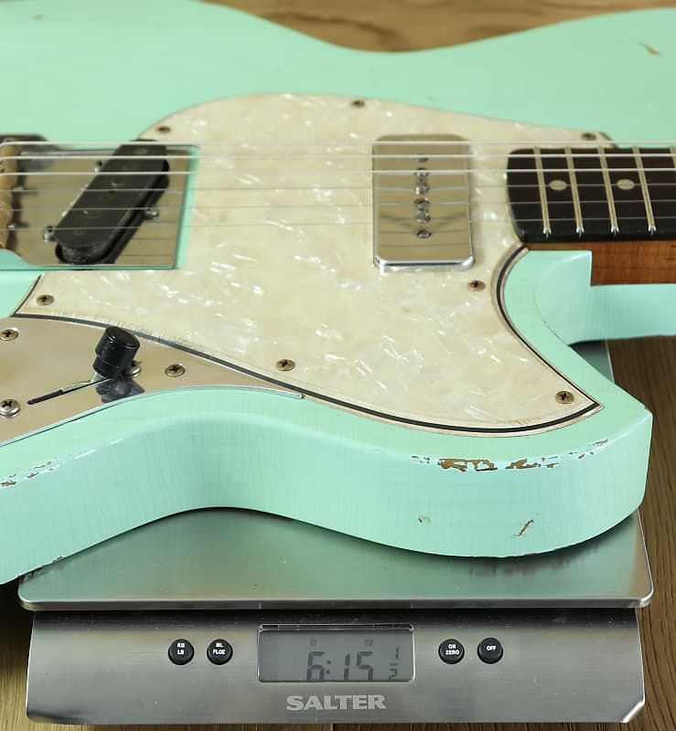 Novo Serus T Foam Green Coda Music Reverb Coda Music Guitar Music