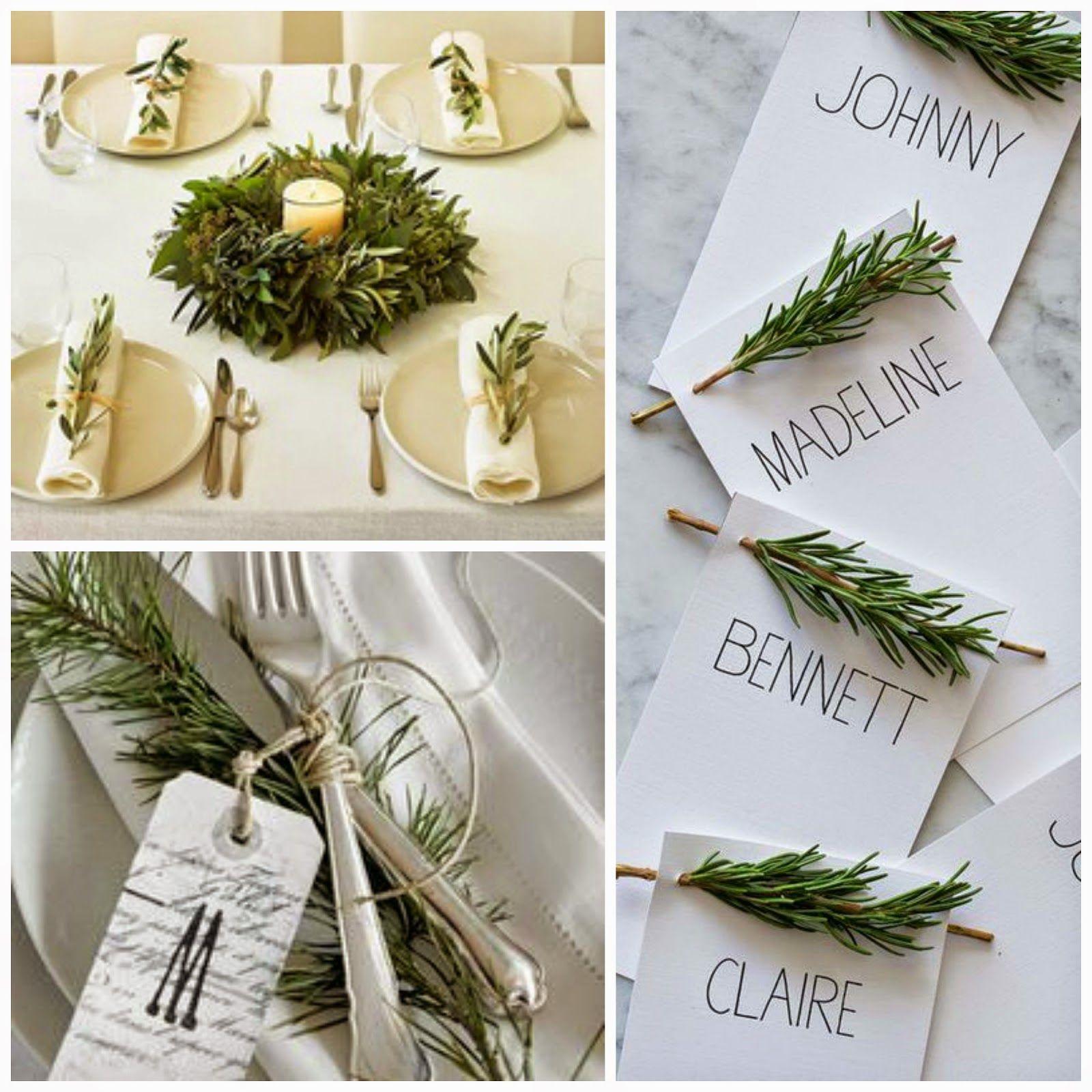 Ideas decoraci n mesa fin de a o navidad pinterest - Decoracion mesa fin de ano ...