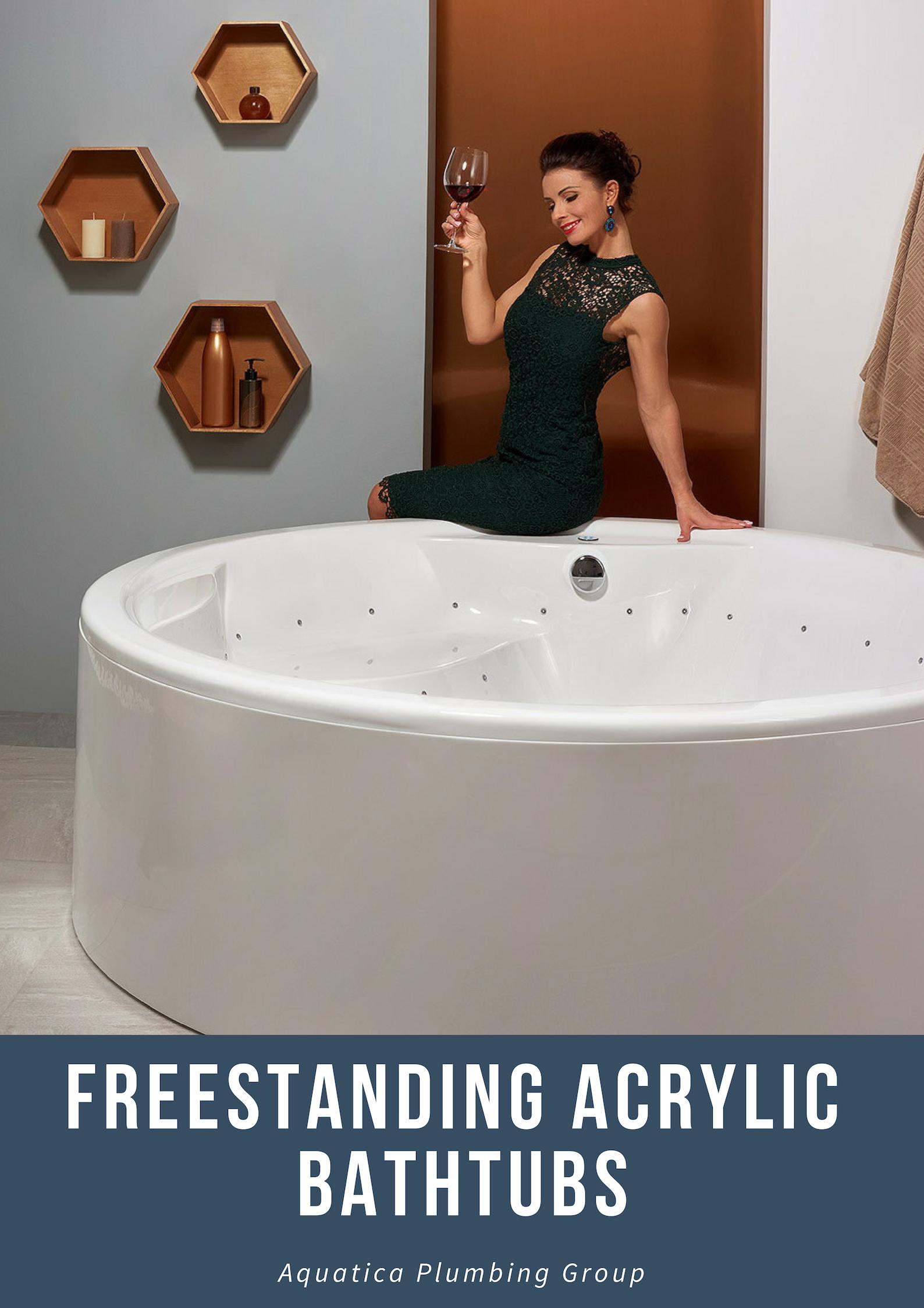 Pin On Luxury Bathtubs Aquatica