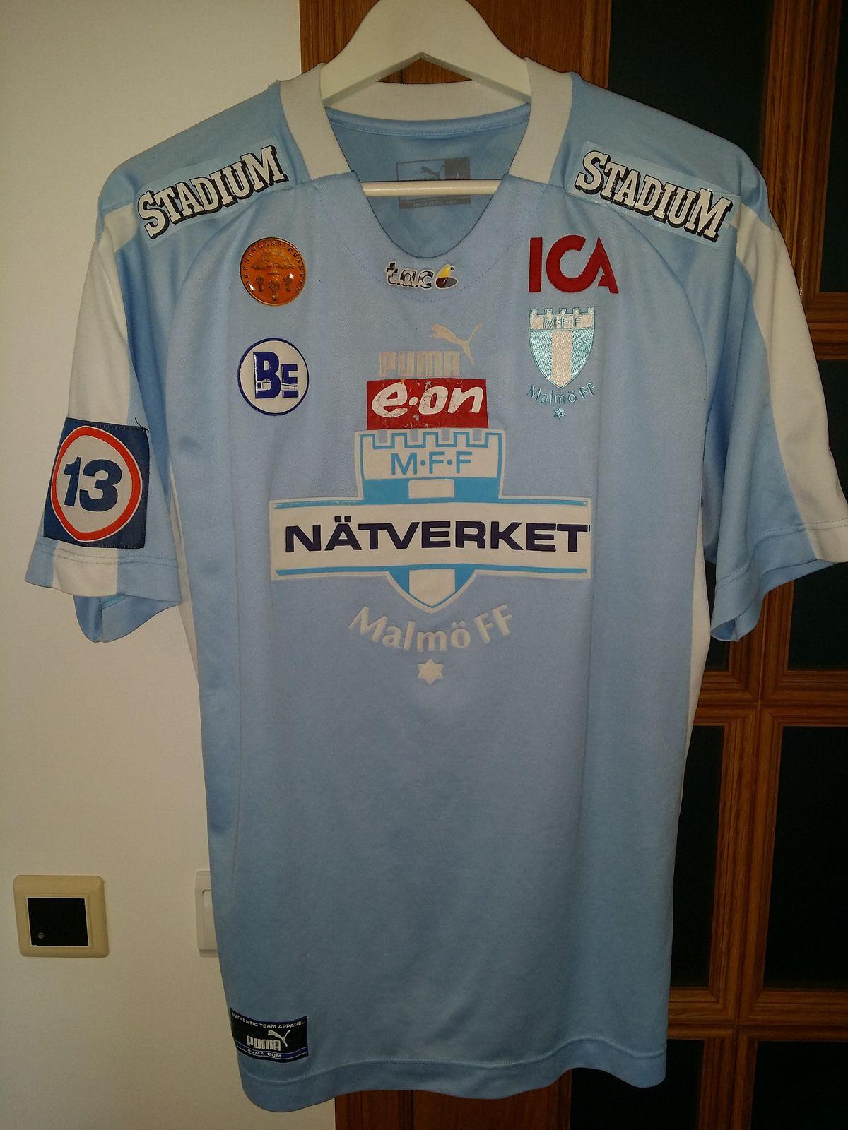 7123070f4b9 Malmö FF  Puma  2004