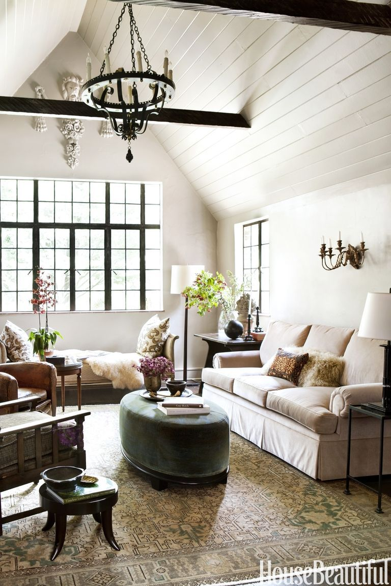 This Southern Cottage Couldn\'t Get Any Cozier   Living rooms, Room ...
