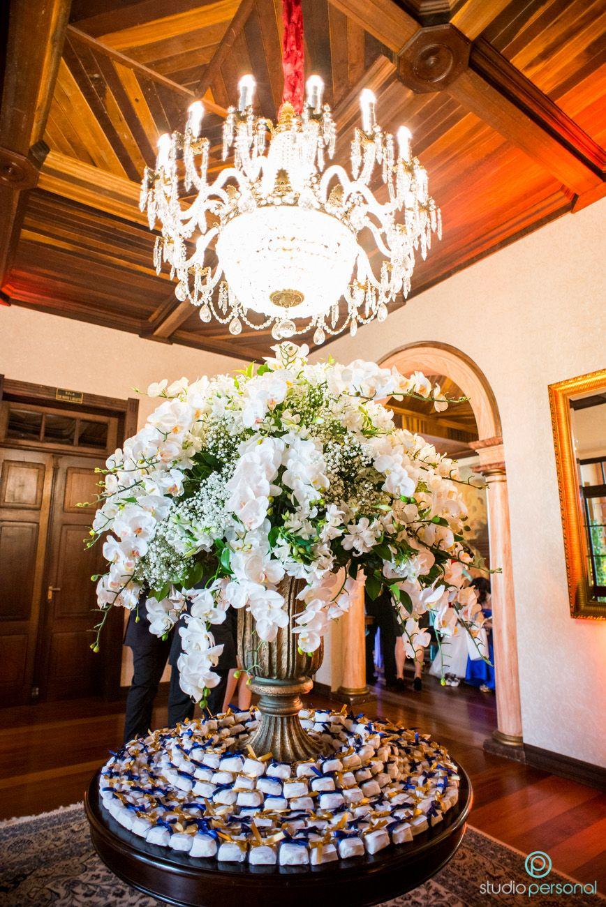 Hall de entrada de casamento