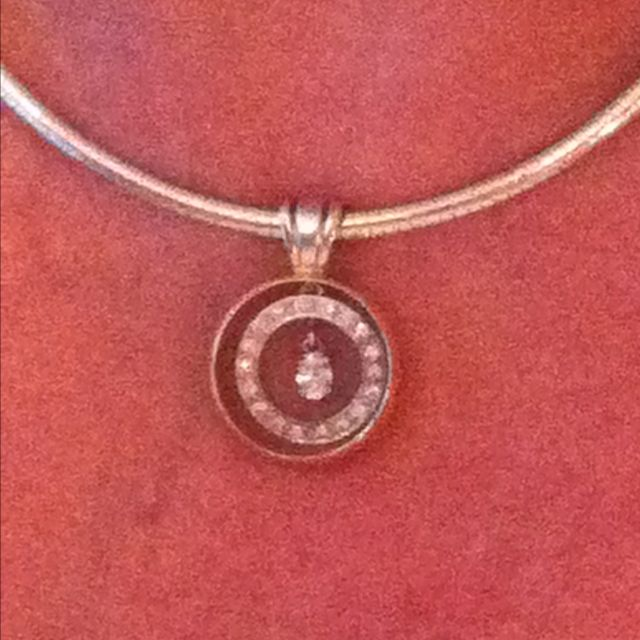 Pendant Made From Diamonds Brides My Moms Wedding Ring And Deceased Husband S
