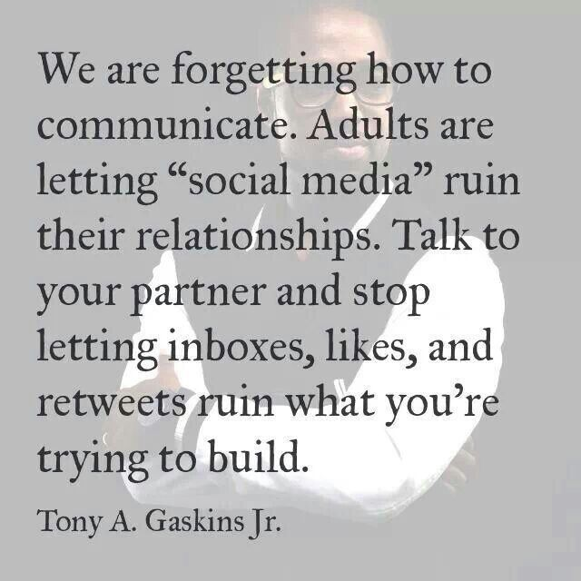 Tony Gaskins Relationships Meaningful Quotes Social Media Quotes Memes Quotes