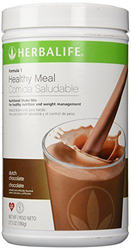 Herbalife Formula 1 Nutritional Shake Mix - 500 g (Dutch Chocolate Flavour) - http://www.darrenblogs.com/2017/04/herbalife-formula-1-nutritional-shake-mix-500-g-dutch-chocolate-flavour/