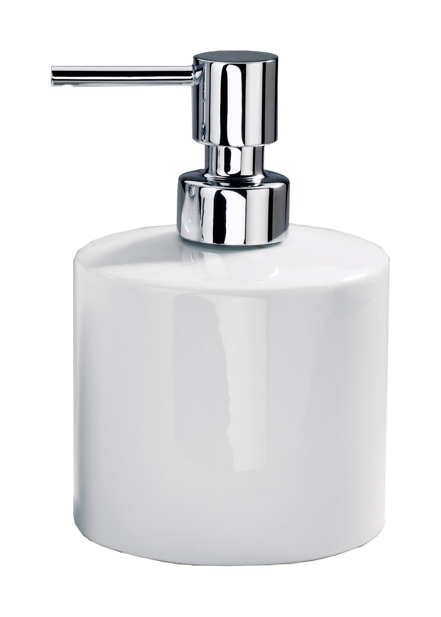 Walther Soap Lotion Dispenser Pump For Kitchen Bathroom Countertops Porcelain
