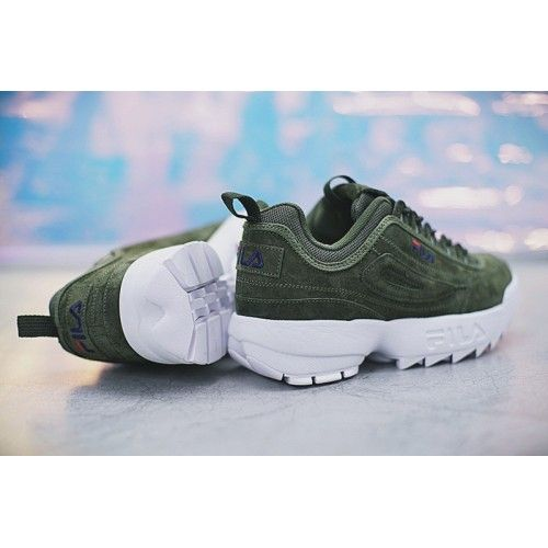 green fila shoes