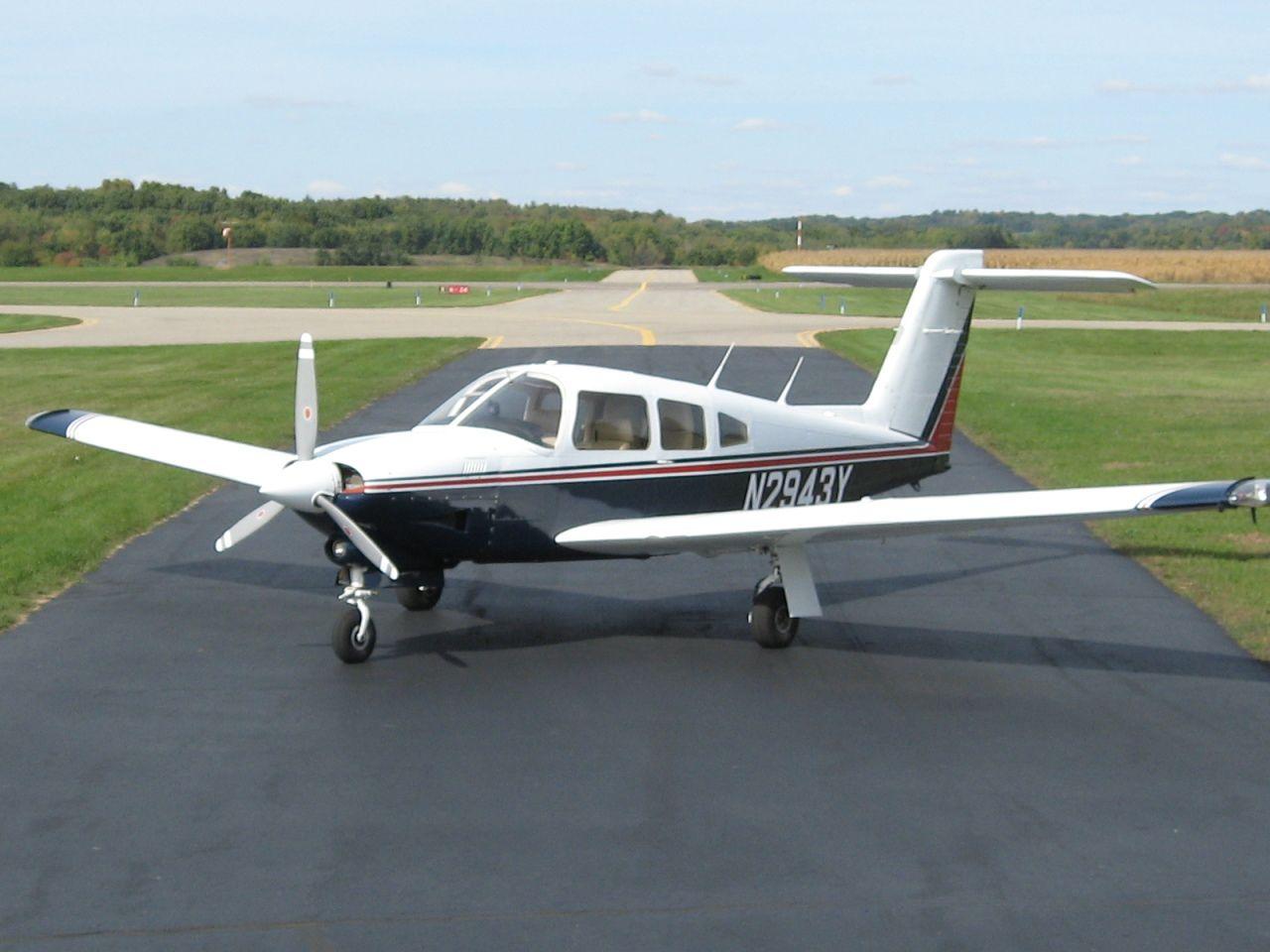 1979 Piper Turbo Arrow Aircraft For Sale Bartelt Aviation Inc Mi Aviacao Aviao