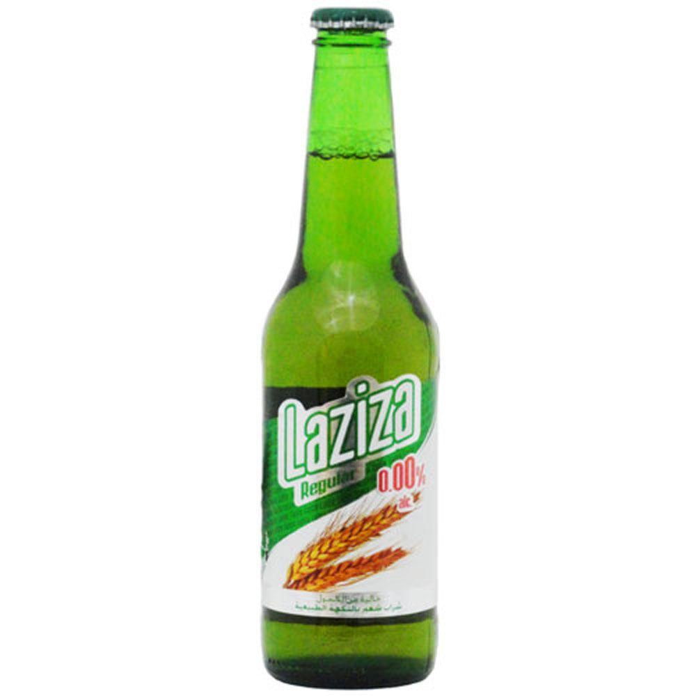 Cerveja Laziza Sem Álcool 330ml - CostiBebidas