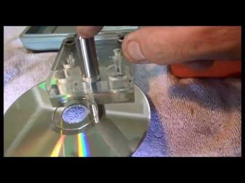 ▶ How to recycle cd's and dvd's - YouTube #recycledcd