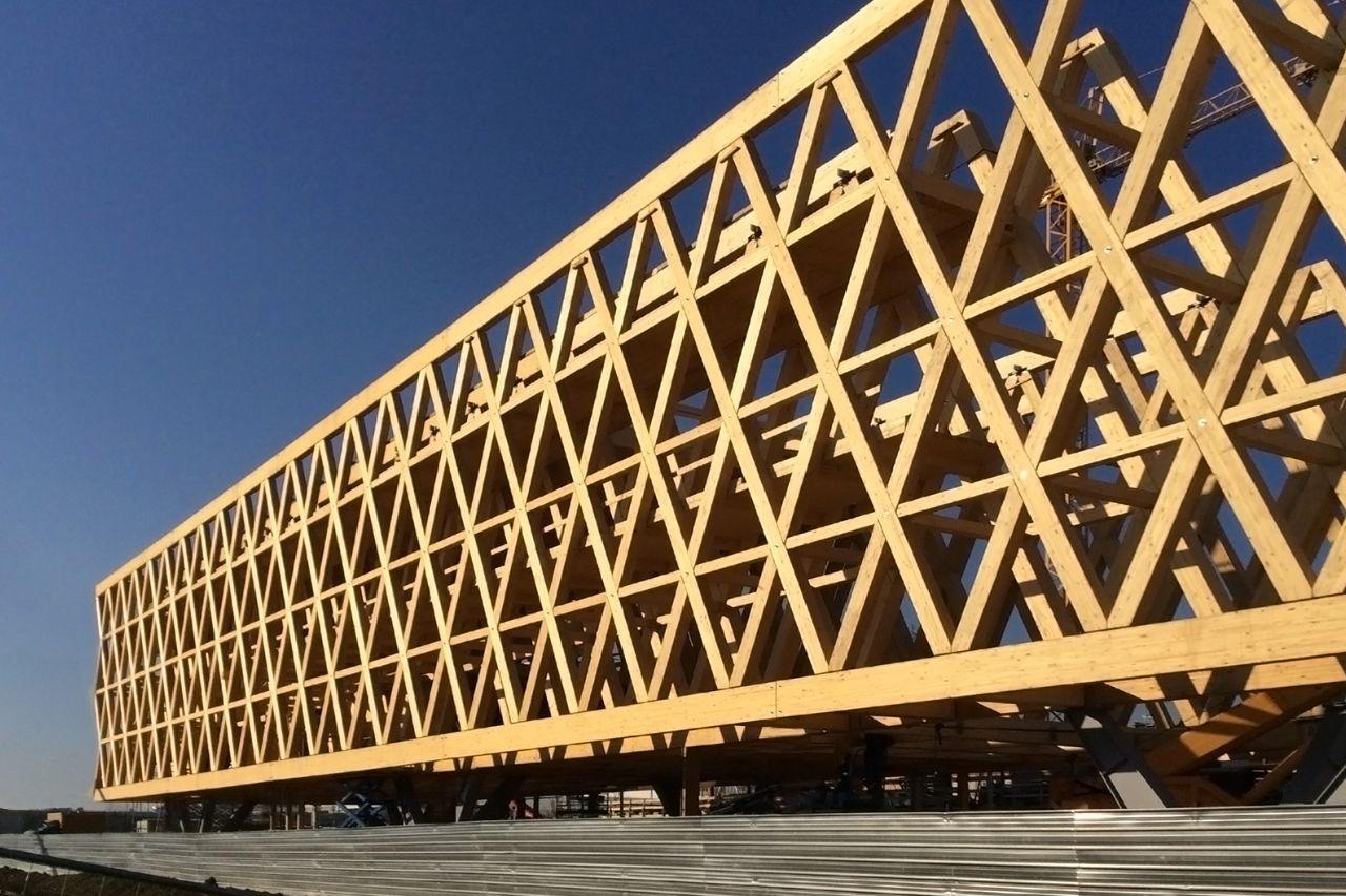 Chile Pavilion   Expo 2015, Pavilion, Expo