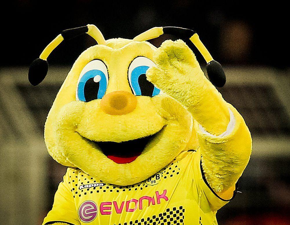 Maskottchen Dortmund