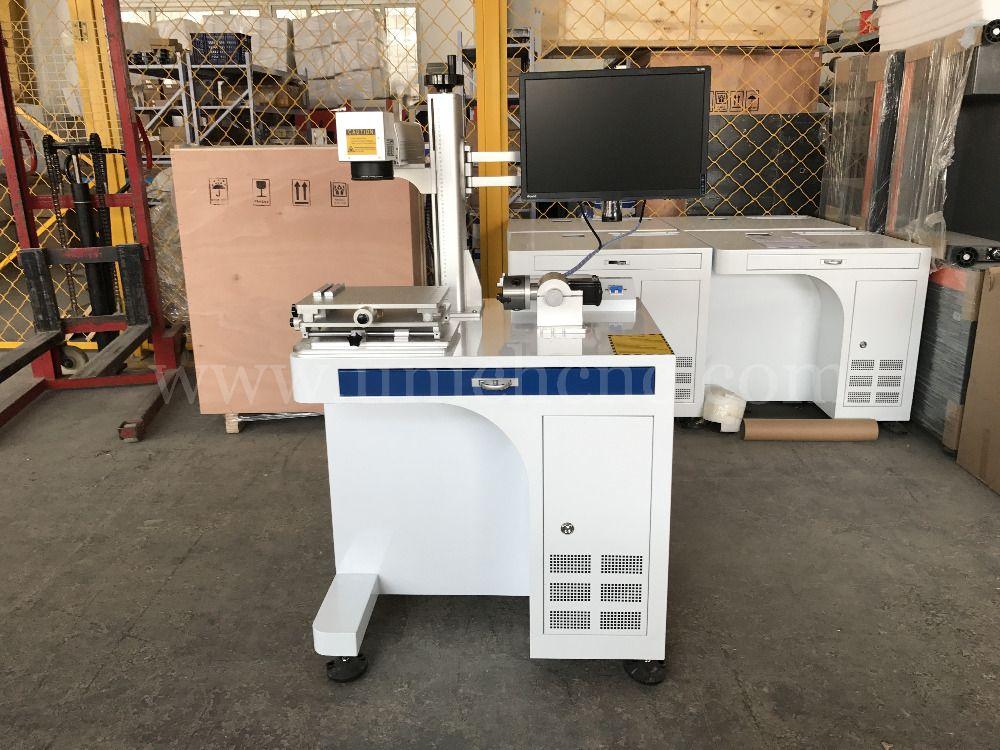 Cnc Direct Sales Efficient 20w Fiber Laser Engraving Machine Laser Engraving Machine Laser Engraving Direct Sales