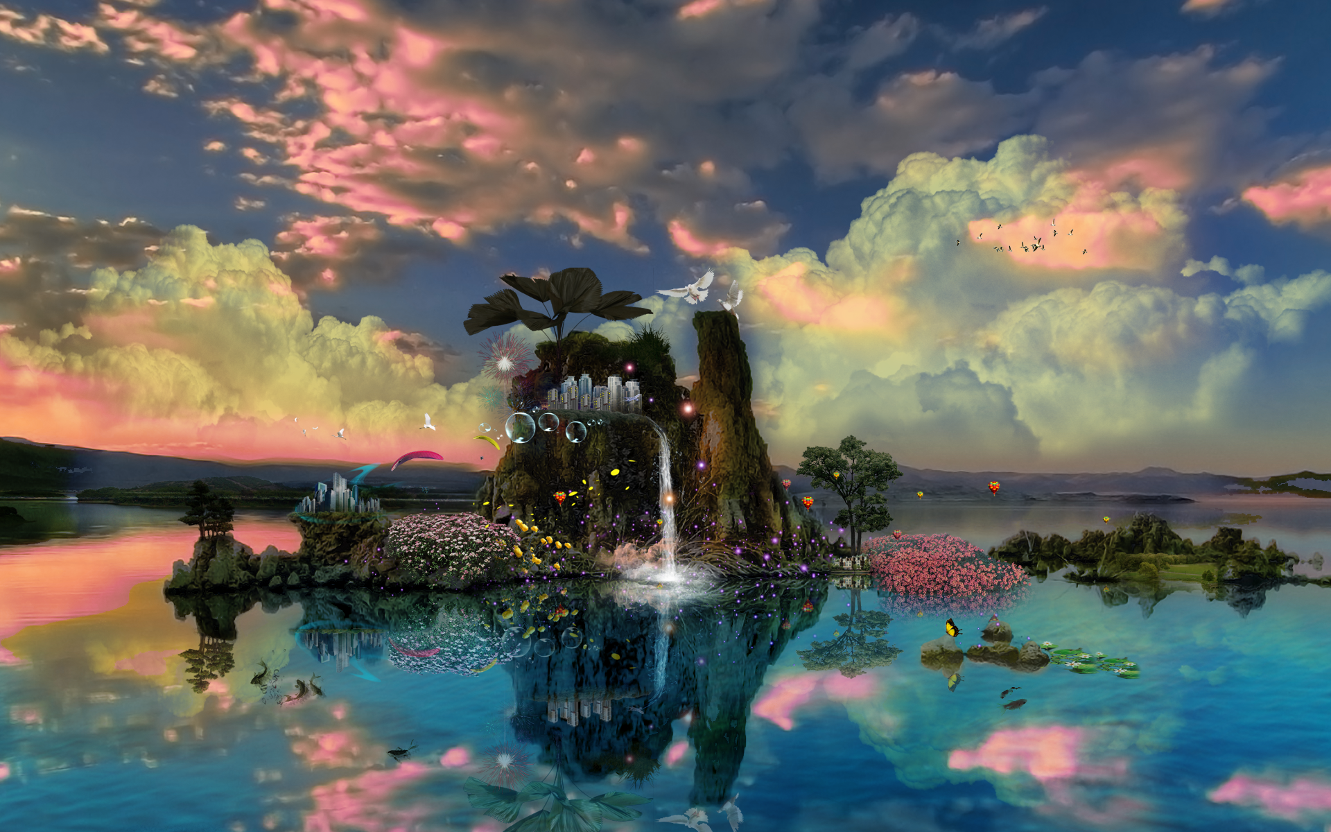 imaginary world page | pickoolcoolpiks | pinterest