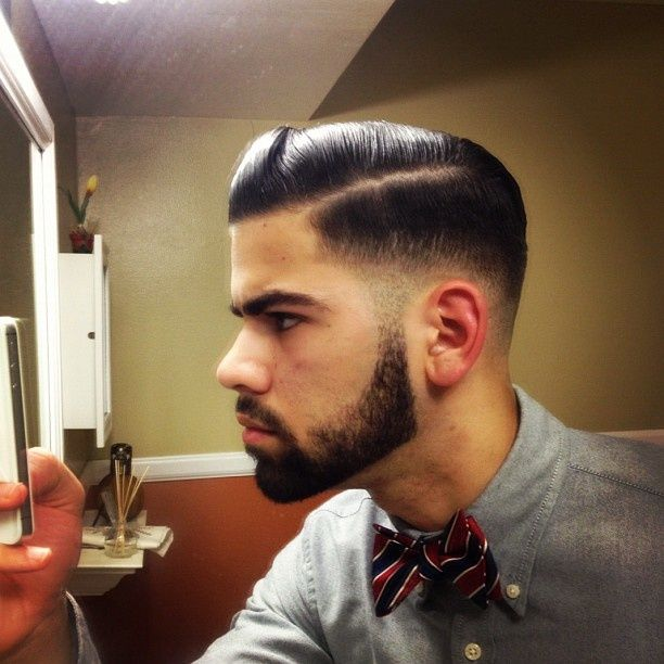 Awesome 1000 Images About Pompadour Hairstyles On Pinterest Pompadour Short Hairstyles For Black Women Fulllsitofus