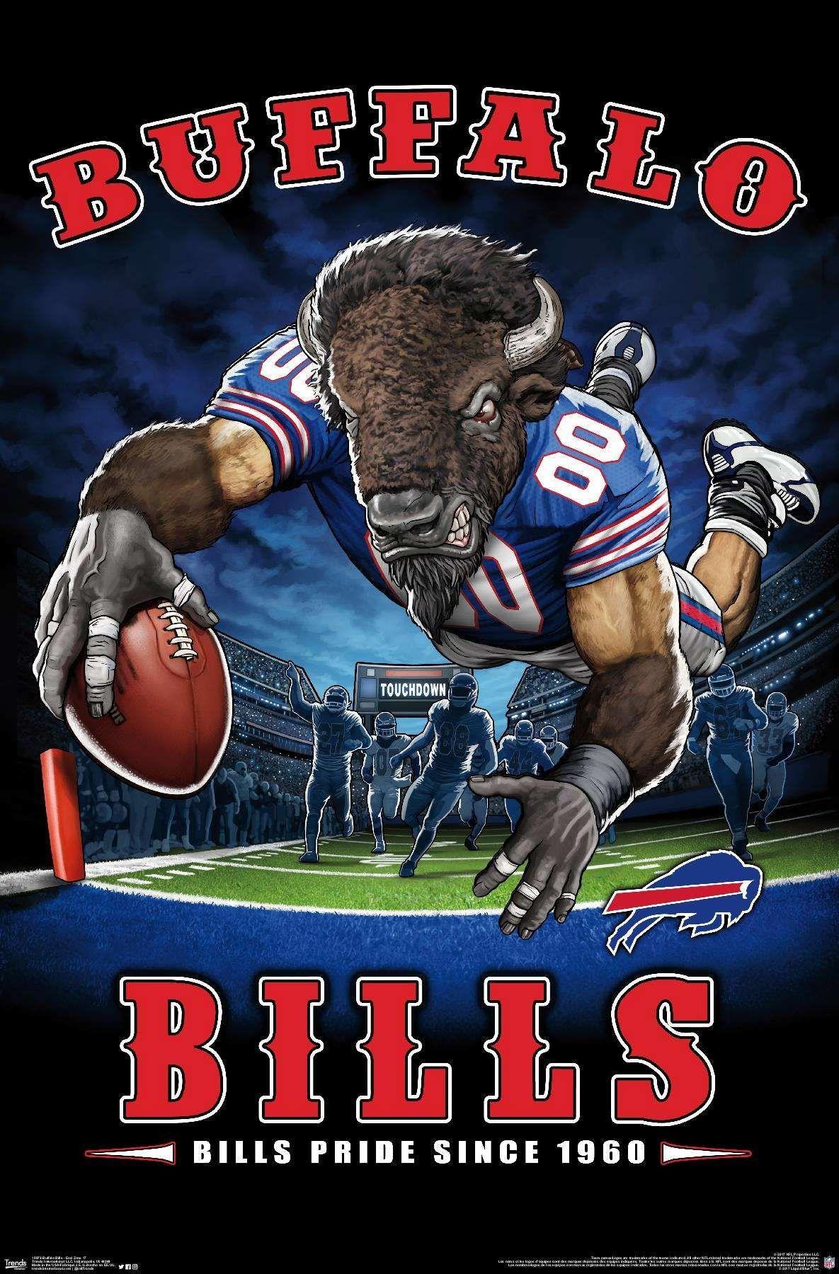 NFL Buffalo Bills End Zone in 2020 Nfl buffalo bills