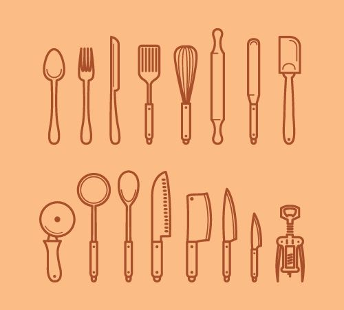 kitchen utensils #kitchenutensils
