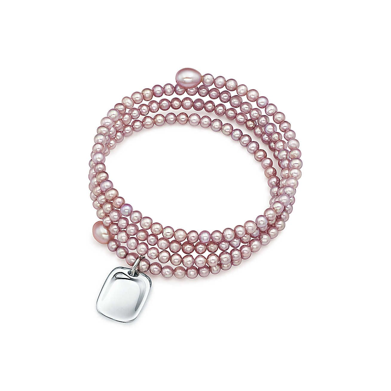 shop akoya jewelry mikimoto zadok pearls bracelet with honeycomb bracelets nature