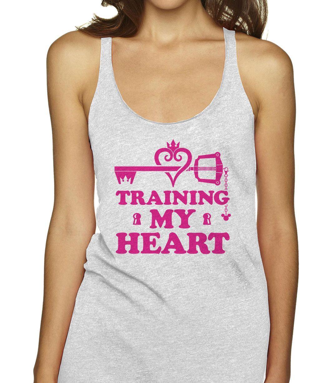 Training My Heart Racerbacks