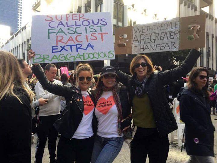 Womens march size does matter httpswww