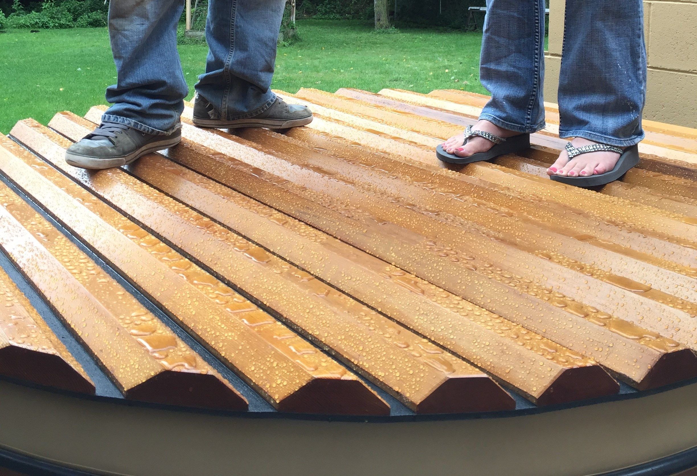 Cedar hot tubs in 2020 hot tub cover jacuzzi covers tub