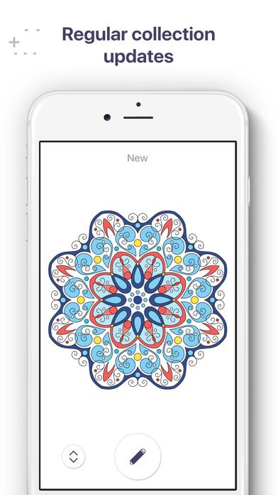 Coloring Book for Me - Coloring pages for adults app
