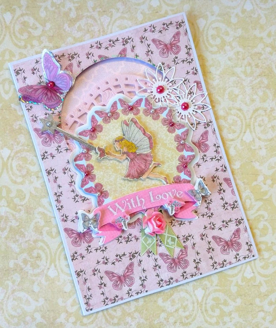 Dovecraft Fairy Tales Stamp Set