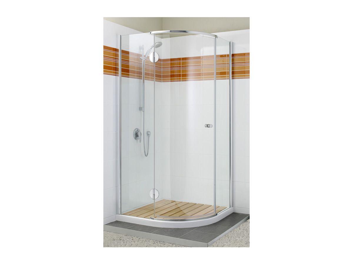Mizu Round Shower System We have such a TINY bathroom...... | Tiny ...
