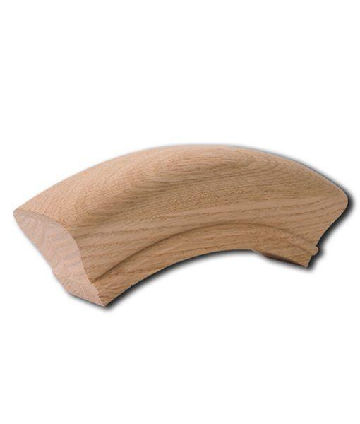 Best 7013 Over Easing Wood Handrail Fitting Handrail Fittings 640 x 480
