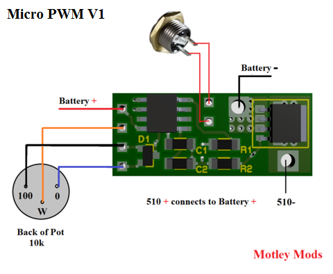 wire diagram pwm vaping pinterest diagram and vape rh pinterest com MS1 Wiring-Diagram PC Fan Wiring Diagram