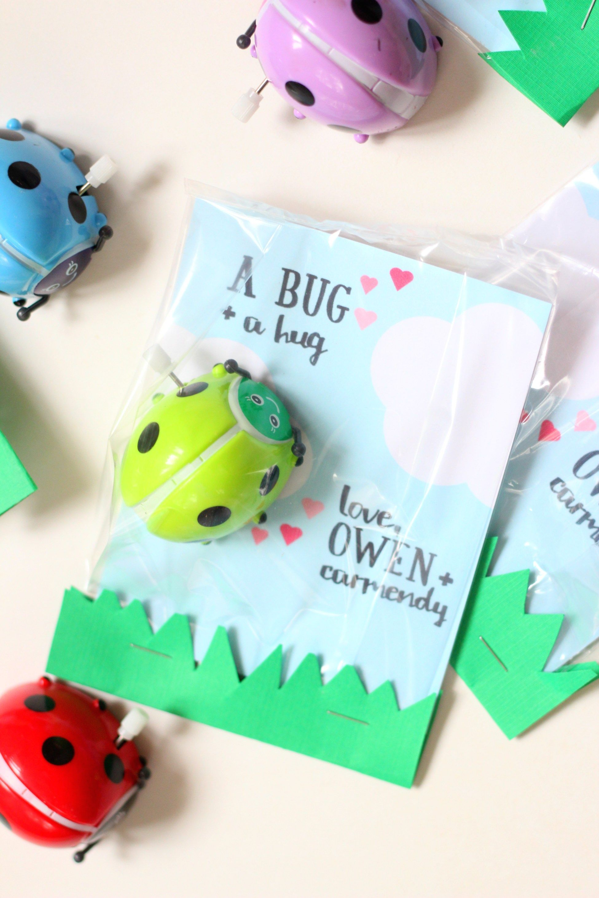 love bug valentines bugs and kisses  ice cream off