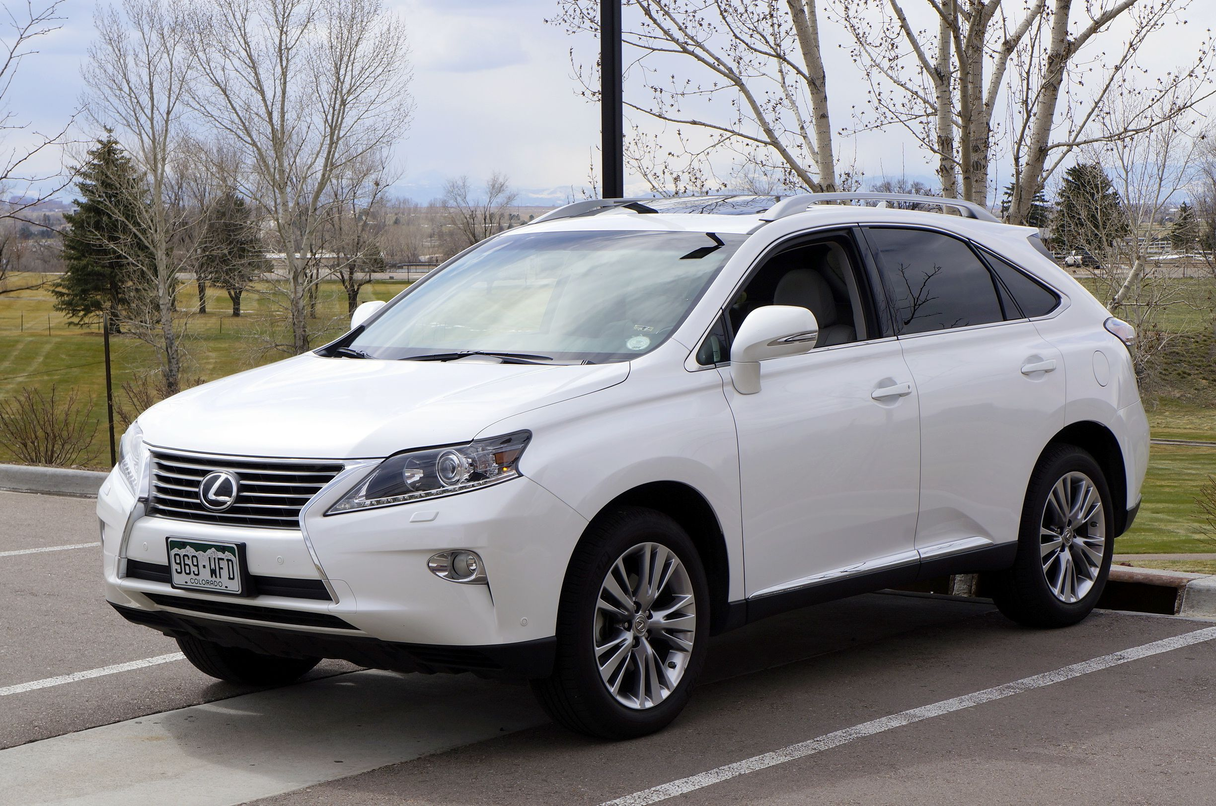 White Lexus Suv >> 2013 Lexus Rx350 Awd 5 Door Luxury Suv Northern Colorado Gazette