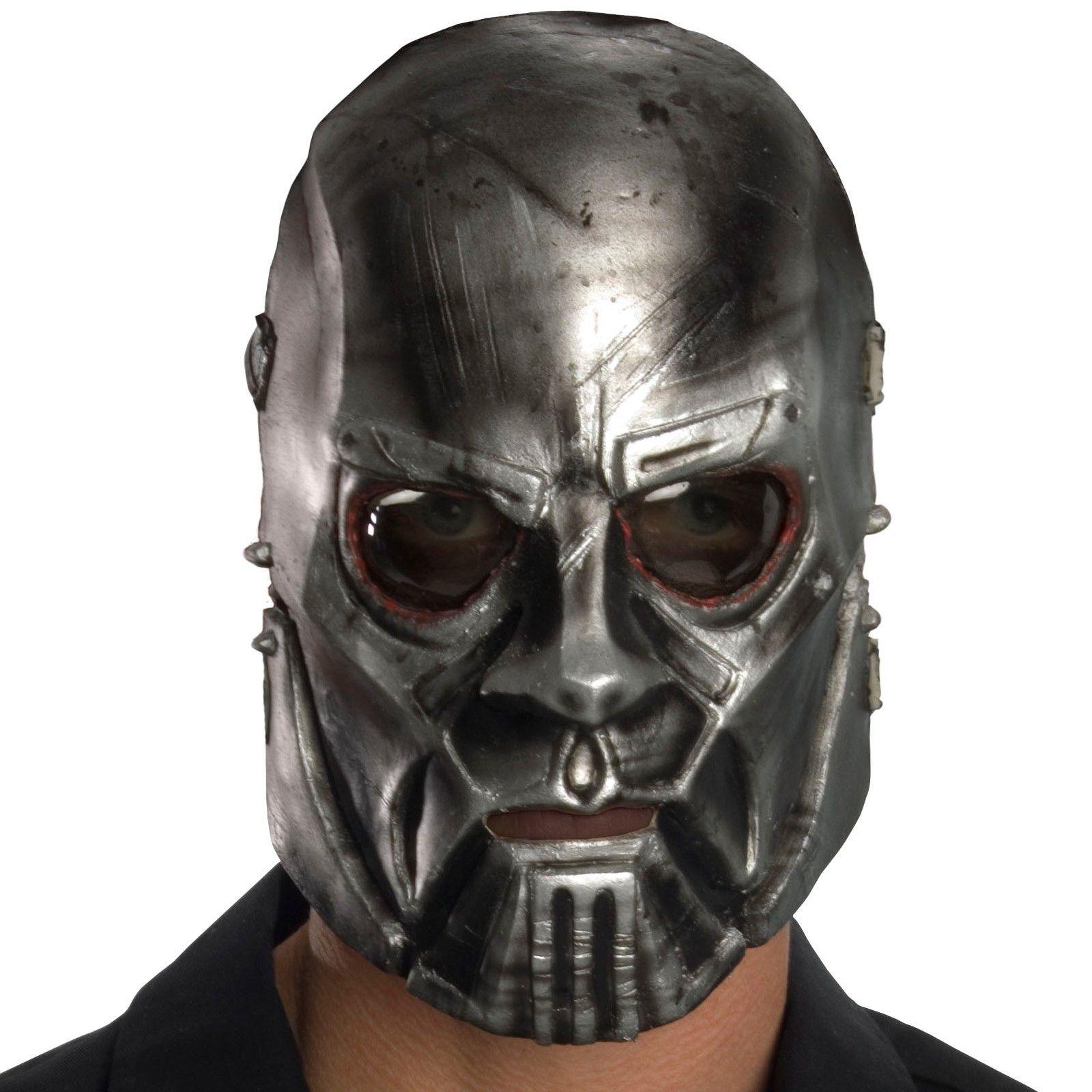 Chris Mask Slipknot Adult Teen Heavy Metal Band Halloween Costume Accessory