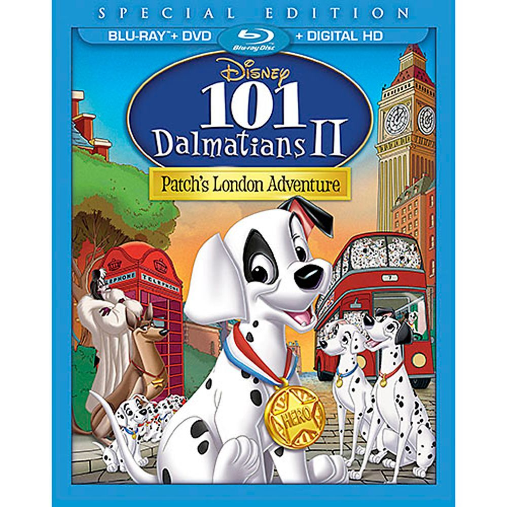 101 Dalmatians Ii Patch S London Adventure Special Edition