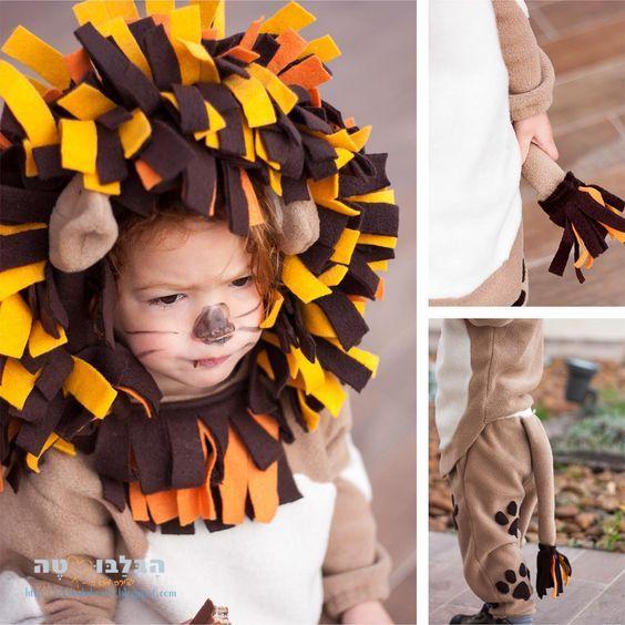 Felt Lion Mane Disfraces En 2018 Pinterest Disfraz De Leon - Disfraz-casero-de-leon