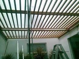 resultado de imagen para techos de policarbonato domos